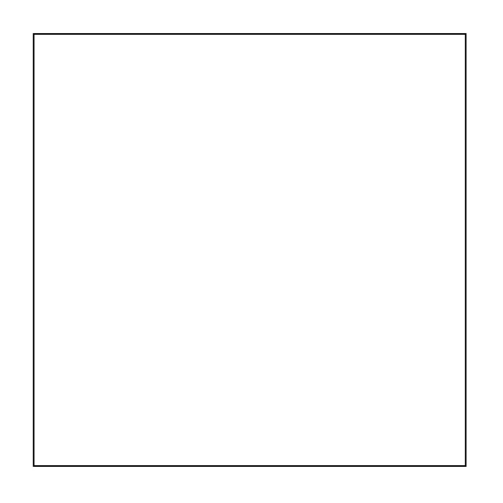 Single rectangle filling image
